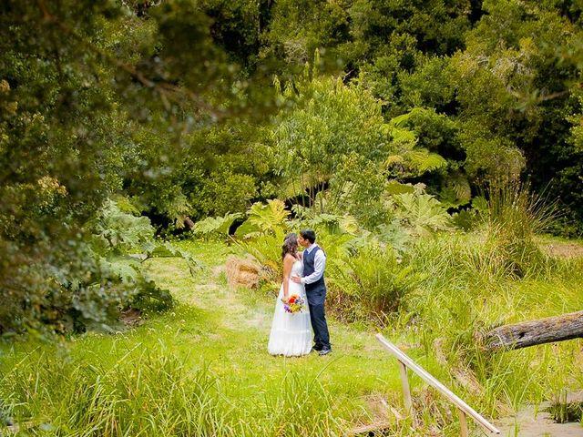 El matrimonio de Sebastián y Lya en Puerto Varas, Llanquihue 54