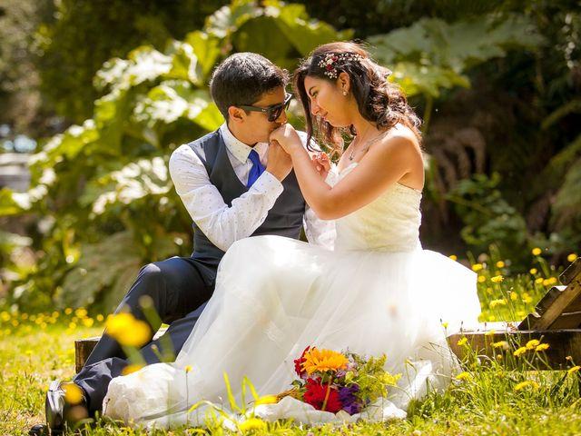 El matrimonio de Sebastián y Lya en Puerto Varas, Llanquihue 56