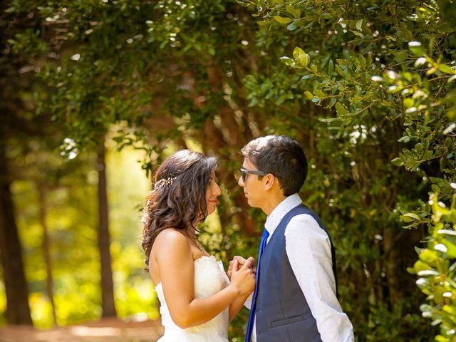 El matrimonio de Sebastián y Lya en Puerto Varas, Llanquihue 58