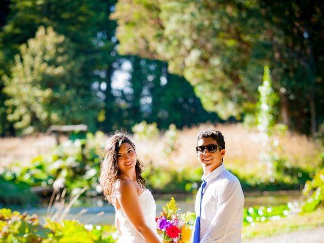 El matrimonio de Sebastián y Lya en Puerto Varas, Llanquihue 72