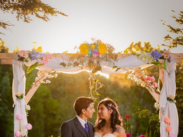 El matrimonio de Sebastián y Lya en Puerto Varas, Llanquihue 80