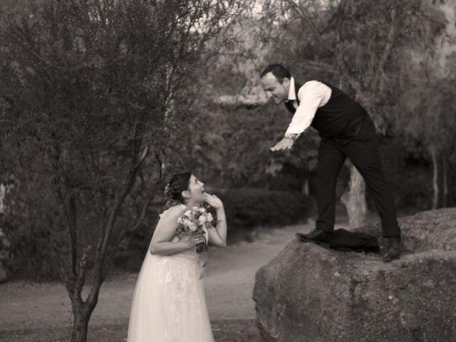 El matrimonio de Karla y Gustavo