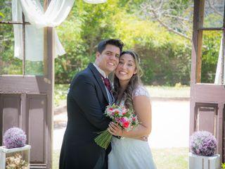 El matrimonio de Javiera y Sebastian 2