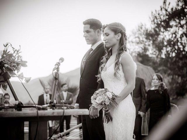 El matrimonio de Marta y Marcial