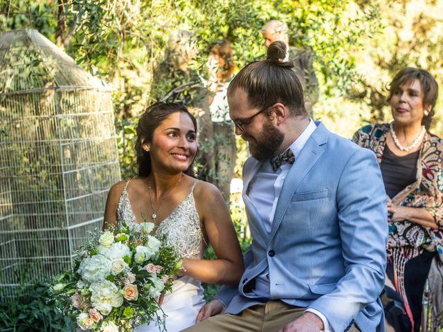 El matrimonio de Victoria  y Kenneth