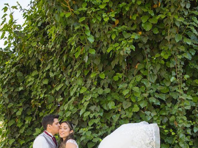 El matrimonio de Sebastian y Javiera en Calera de Tango, Maipo 3