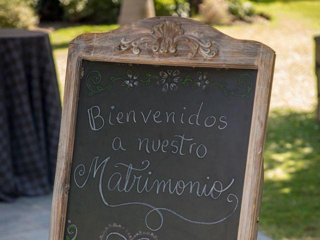 El matrimonio de Sebastian y Javiera en Calera de Tango, Maipo 15