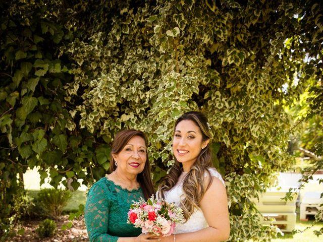 El matrimonio de Sebastian y Javiera en Calera de Tango, Maipo 26