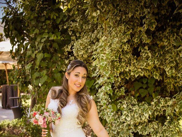 El matrimonio de Sebastian y Javiera en Calera de Tango, Maipo 27