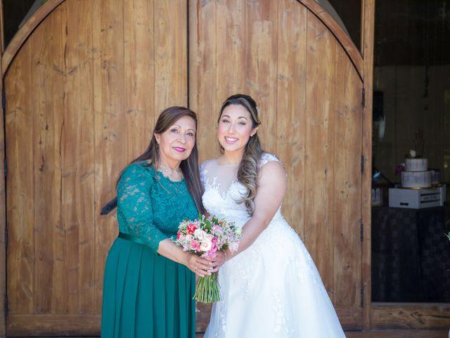 El matrimonio de Sebastian y Javiera en Calera de Tango, Maipo 41