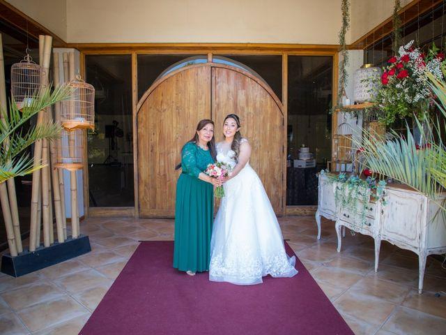 El matrimonio de Sebastian y Javiera en Calera de Tango, Maipo 42
