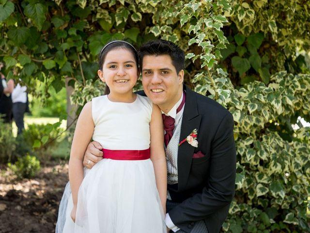 El matrimonio de Sebastian y Javiera en Calera de Tango, Maipo 54