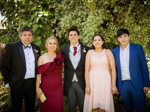 El matrimonio de Sebastian y Javiera en Calera de Tango, Maipo 59