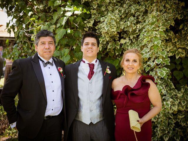 El matrimonio de Sebastian y Javiera en Calera de Tango, Maipo 60