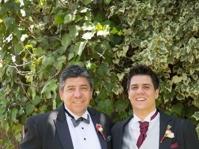 El matrimonio de Sebastian y Javiera en Calera de Tango, Maipo 61