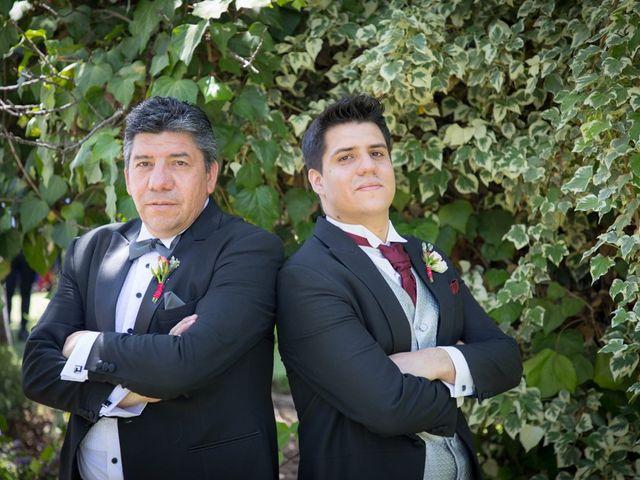 El matrimonio de Sebastian y Javiera en Calera de Tango, Maipo 62