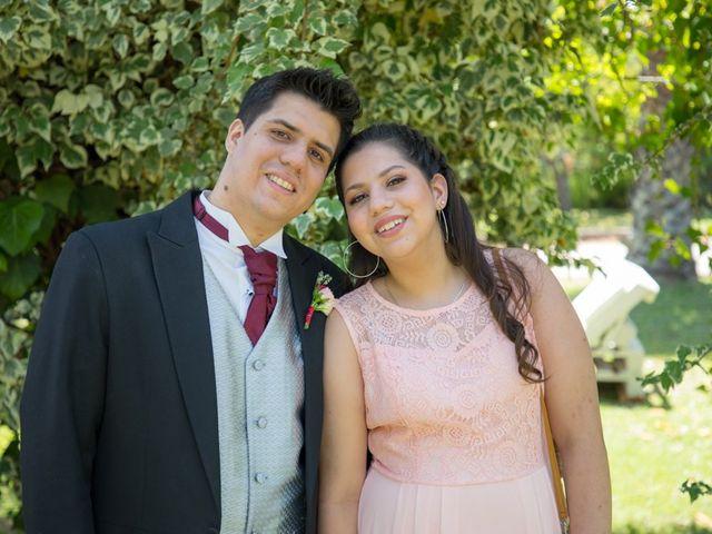 El matrimonio de Sebastian y Javiera en Calera de Tango, Maipo 63
