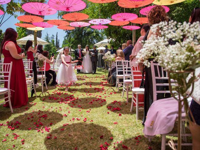 El matrimonio de Sebastian y Javiera en Calera de Tango, Maipo 69