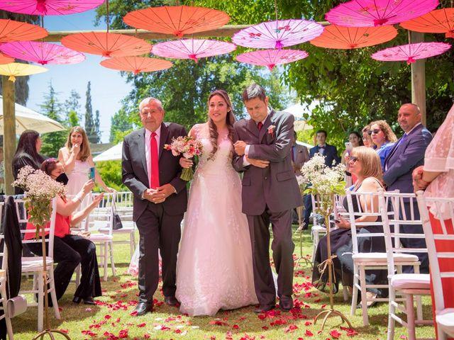 El matrimonio de Sebastian y Javiera en Calera de Tango, Maipo 71