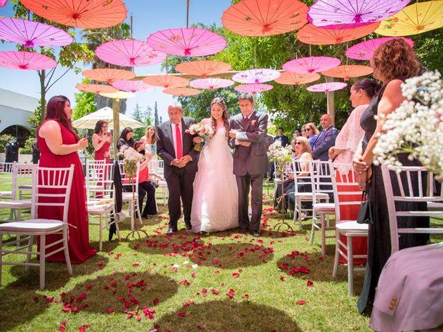 El matrimonio de Sebastian y Javiera en Calera de Tango, Maipo 72