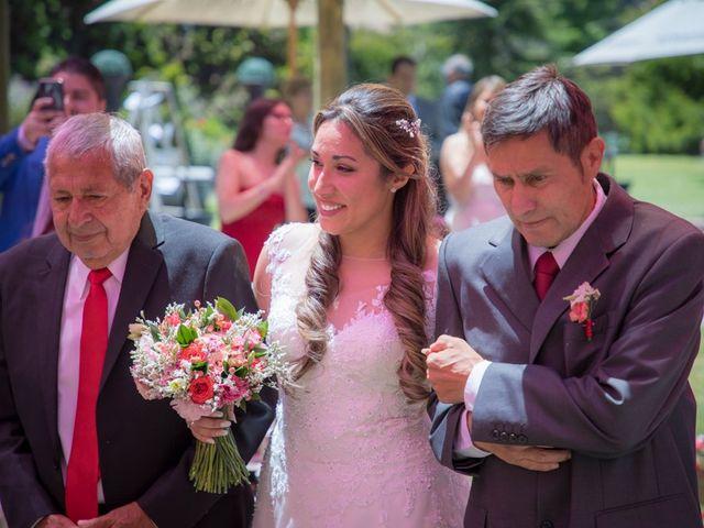 El matrimonio de Sebastian y Javiera en Calera de Tango, Maipo 73