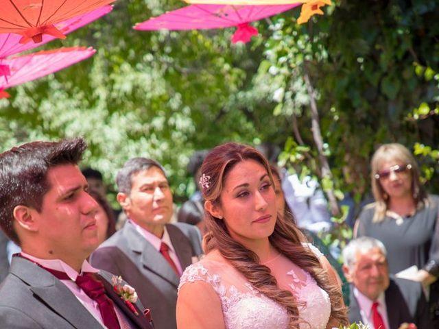 El matrimonio de Sebastian y Javiera en Calera de Tango, Maipo 74