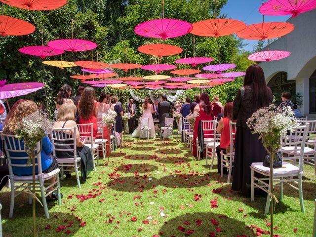 El matrimonio de Sebastian y Javiera en Calera de Tango, Maipo 75