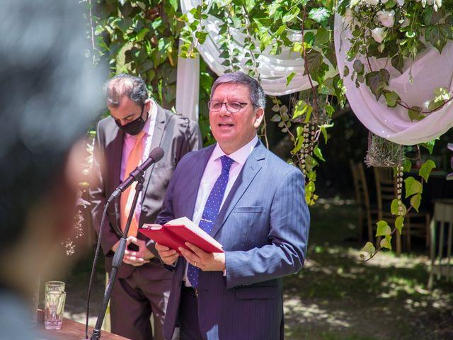 El matrimonio de Sebastian y Javiera en Calera de Tango, Maipo 76