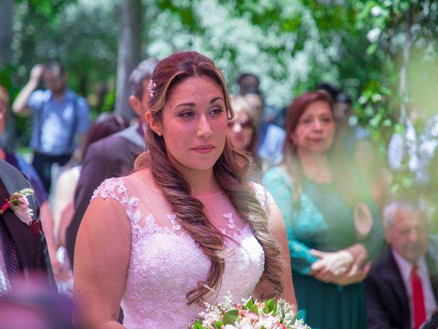 El matrimonio de Sebastian y Javiera en Calera de Tango, Maipo 77
