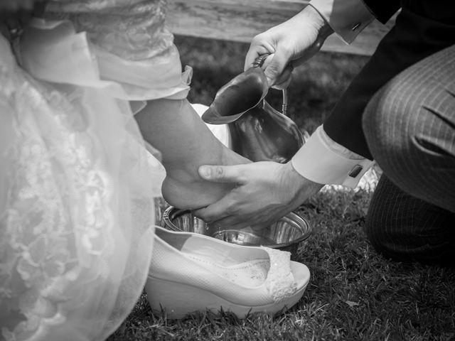 El matrimonio de Sebastian y Javiera en Calera de Tango, Maipo 78