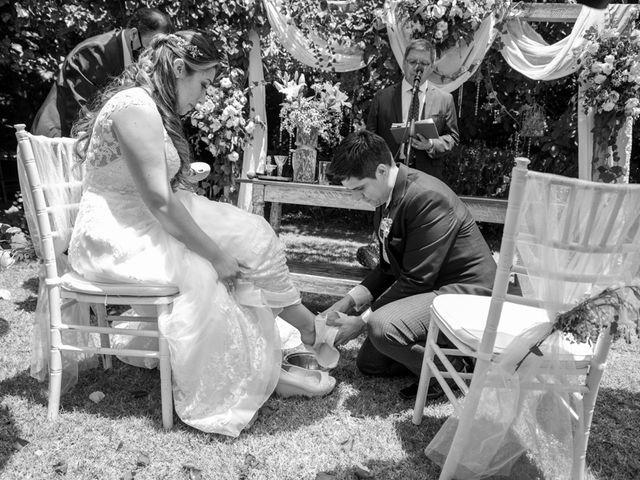 El matrimonio de Sebastian y Javiera en Calera de Tango, Maipo 79