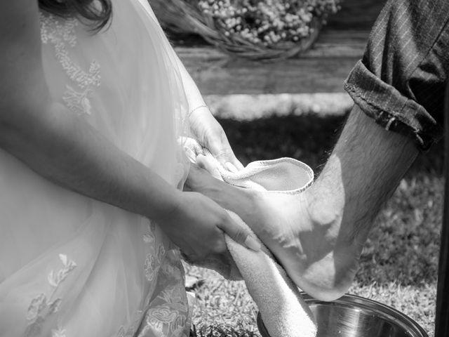 El matrimonio de Sebastian y Javiera en Calera de Tango, Maipo 80
