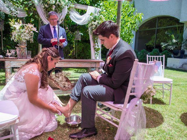 El matrimonio de Sebastian y Javiera en Calera de Tango, Maipo 81
