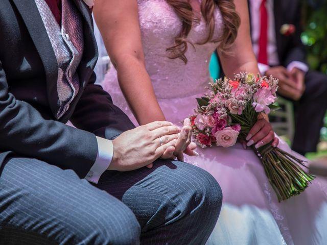 El matrimonio de Sebastian y Javiera en Calera de Tango, Maipo 84