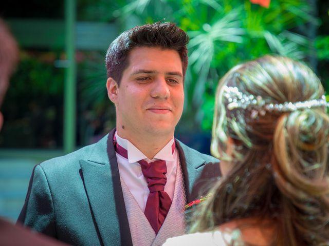 El matrimonio de Sebastian y Javiera en Calera de Tango, Maipo 86
