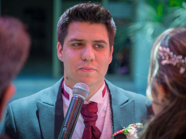 El matrimonio de Sebastian y Javiera en Calera de Tango, Maipo 87