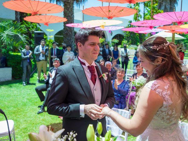 El matrimonio de Sebastian y Javiera en Calera de Tango, Maipo 90