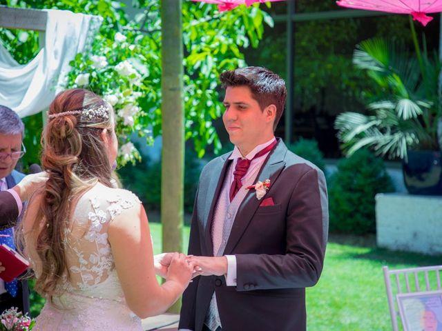 El matrimonio de Sebastian y Javiera en Calera de Tango, Maipo 91