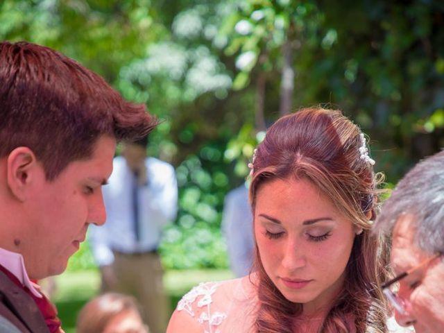 El matrimonio de Sebastian y Javiera en Calera de Tango, Maipo 93