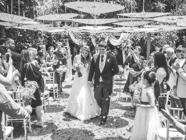 El matrimonio de Sebastian y Javiera en Calera de Tango, Maipo 97