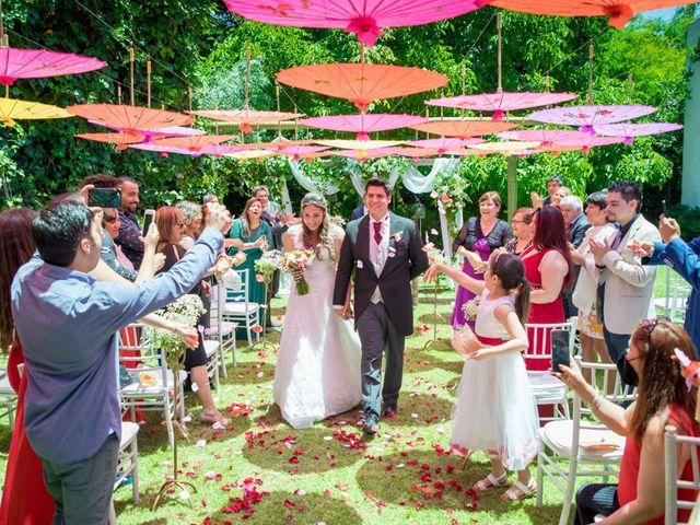 El matrimonio de Sebastian y Javiera en Calera de Tango, Maipo 98
