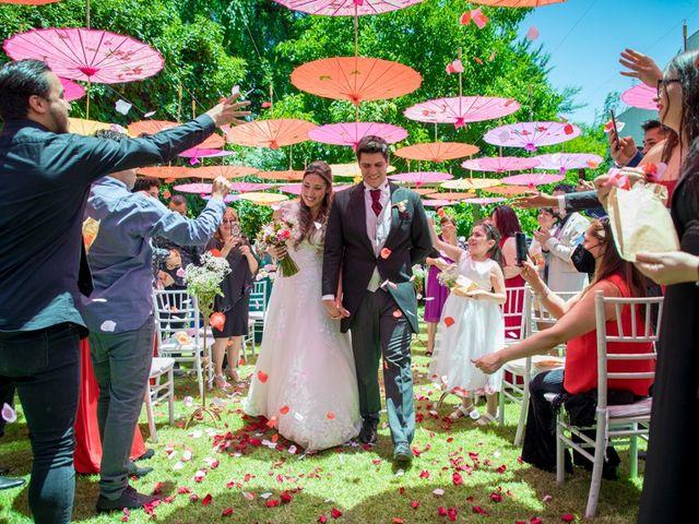 El matrimonio de Sebastian y Javiera en Calera de Tango, Maipo 99