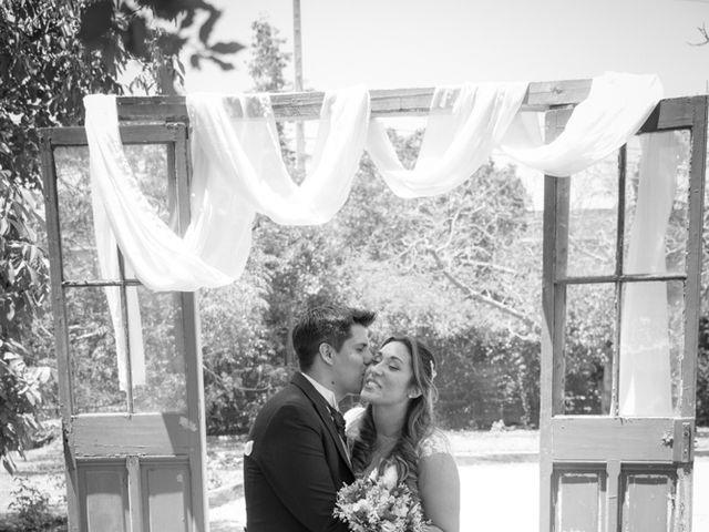 El matrimonio de Sebastian y Javiera en Calera de Tango, Maipo 100