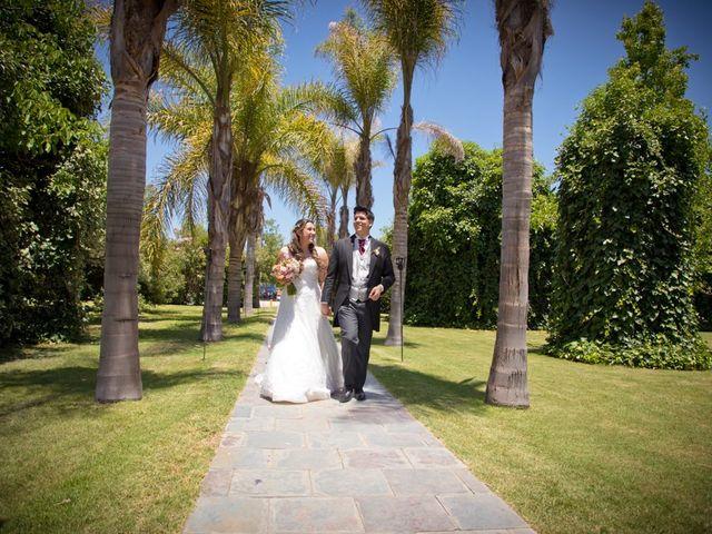 El matrimonio de Sebastian y Javiera en Calera de Tango, Maipo 103