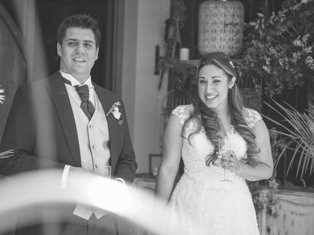 El matrimonio de Sebastian y Javiera en Calera de Tango, Maipo 106