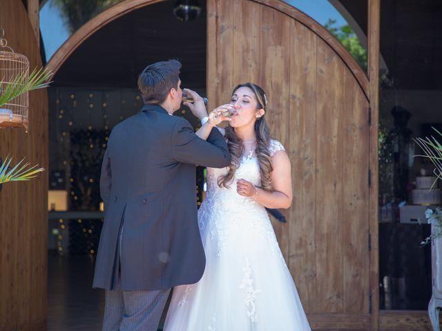 El matrimonio de Sebastian y Javiera en Calera de Tango, Maipo 108