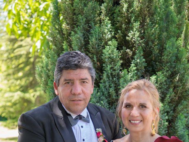 El matrimonio de Sebastian y Javiera en Calera de Tango, Maipo 112