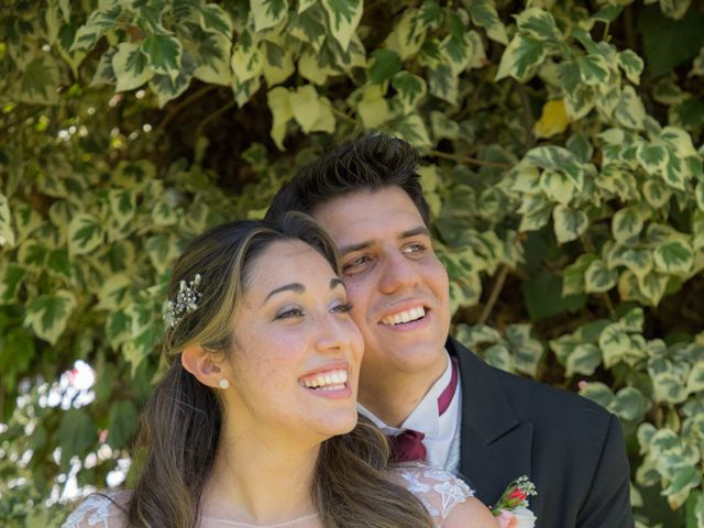El matrimonio de Sebastian y Javiera en Calera de Tango, Maipo 116