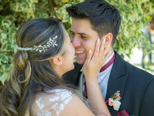 El matrimonio de Sebastian y Javiera en Calera de Tango, Maipo 117