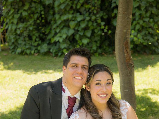 El matrimonio de Sebastian y Javiera en Calera de Tango, Maipo 118